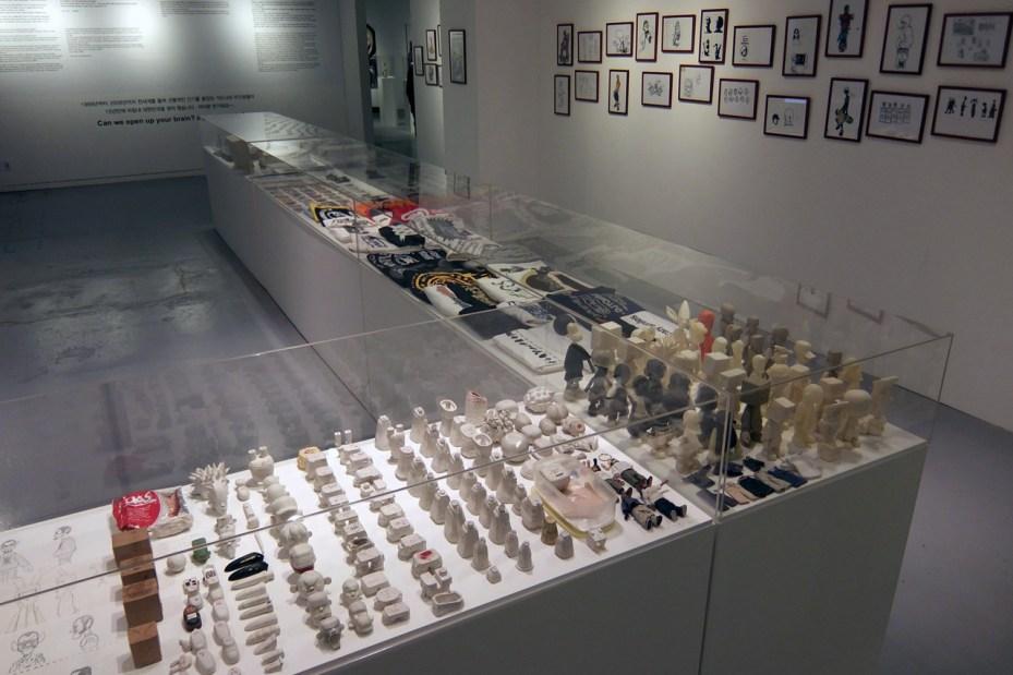 """Image of Michael Lau """"AR+OY"""" Exhibition @ Sejong Art Centre"""