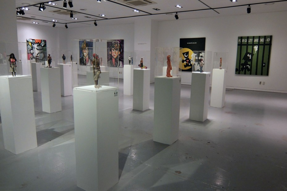 "Image of Michael Lau ""AR+OY"" Exhibition @ Sejong Art Centre"