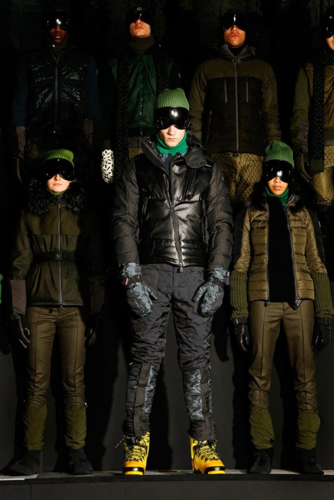 Image of Moncler Grenoble 2013 Fall/Winter Collection