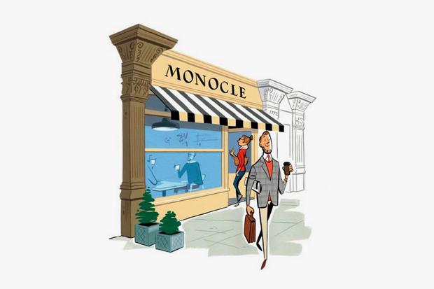 Image of Monocle London Café