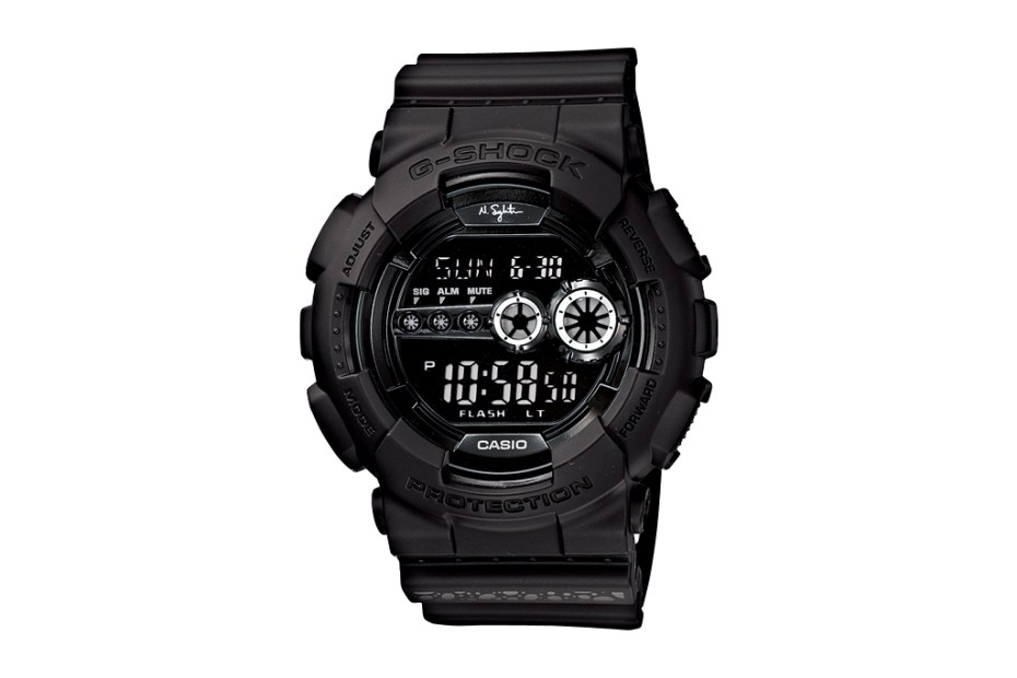 Image of Nigel Sylvester x Casio G-Shock GD101-NS