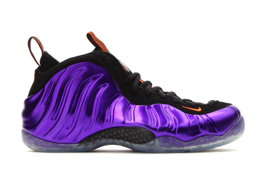 "Image of Nike Air Foamposite One ""Phoenix Suns"""