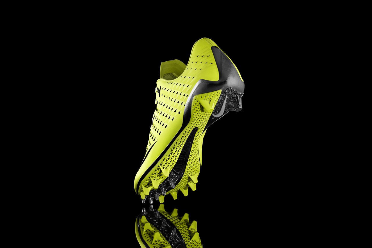 Image of Nike Debuts 3D-Printed Vapor Laser Talon Cleat