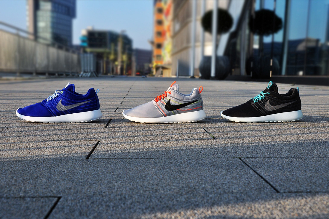 Image of Nike Roshe Run 2013 Spring/Summer Dynamic Flywire