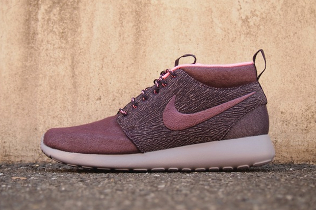 "Image of Nike Roshe Run Mid ""New York, Paris, Tokyo, London"" Collection"