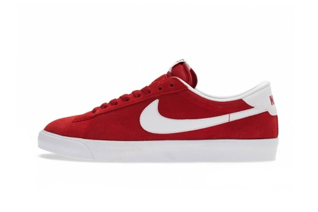 "Image of Nike Tennis Classic AC ""Gym Red"""