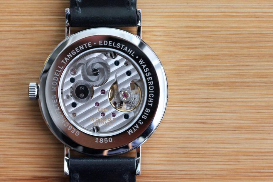 Image of Nomos Tangente Datum Watch