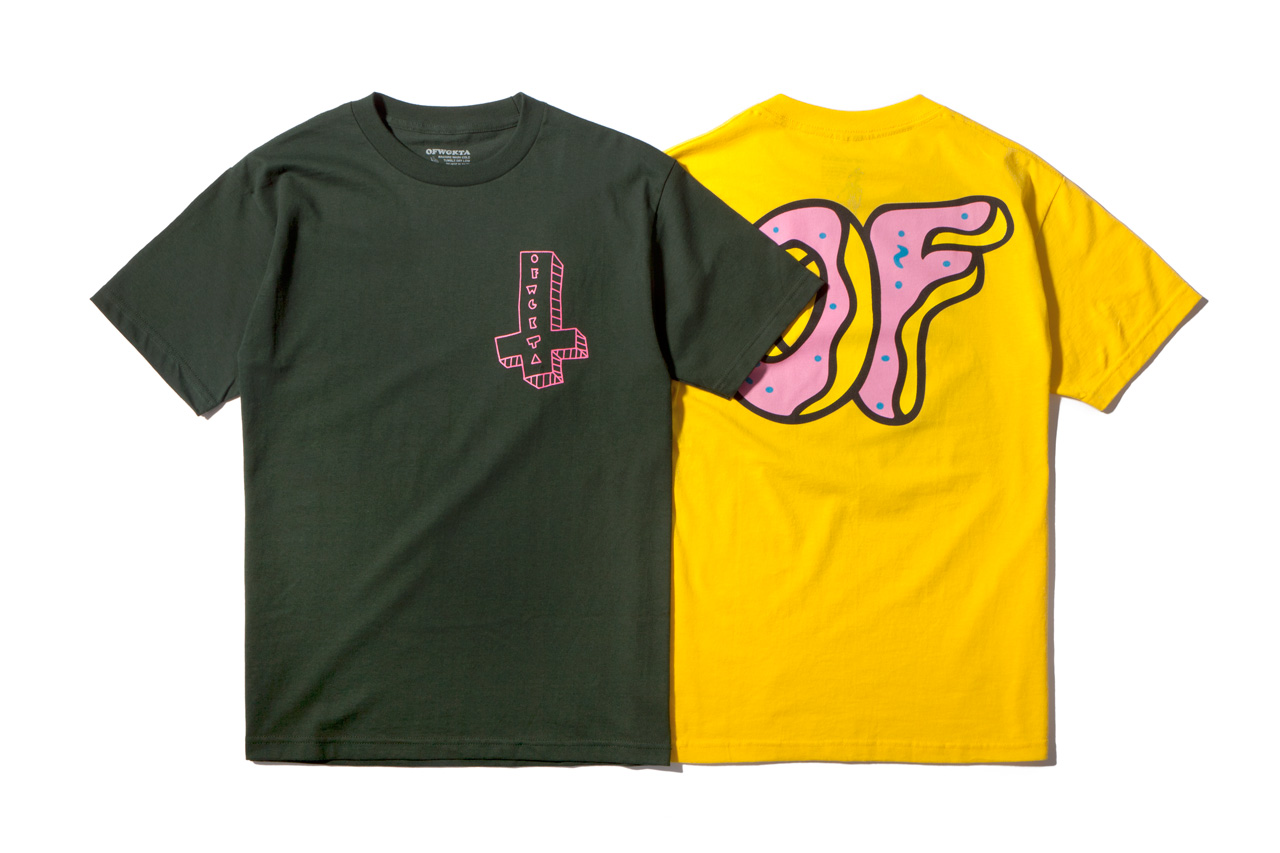 Image of Odd Future 2013 Spring/Summer Collection - Delivery 1
