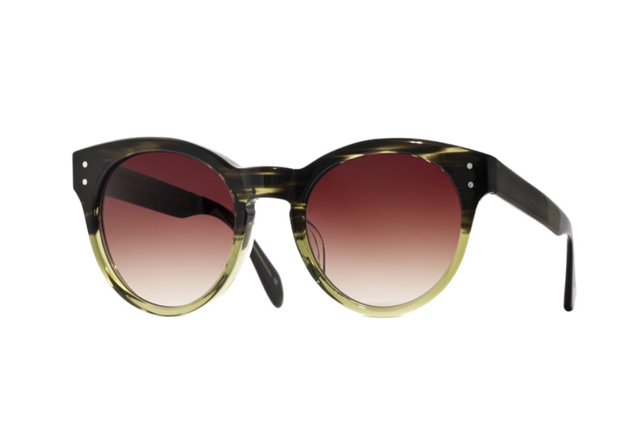 Image of Maison Kitsune x Oliver Peoples 2013 Spring/Summer Collection