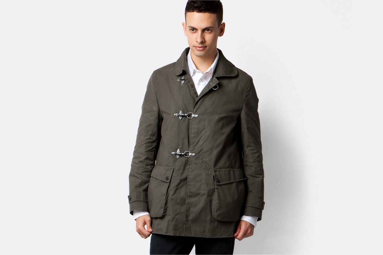 Image of Oliver Sweeney 2013 Spring/Summer Gregory Jacket