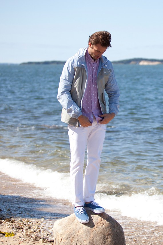 "Image of Penfield 2013 Spring/Summer ""Summer in Sag Harbor"" Lookbook"