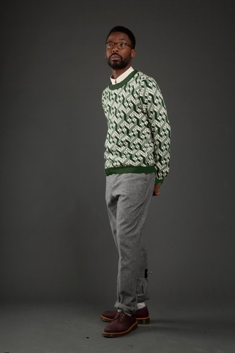 Image of Percival 2013 Fall/Winter Collection