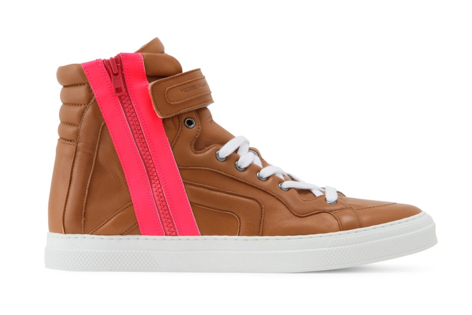 Image of Pierre Hardy 2013 Spring/Summer Side Zip Sneaker