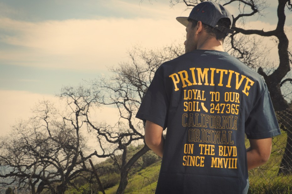 Image of Primitive 2013 Spring Lookbook