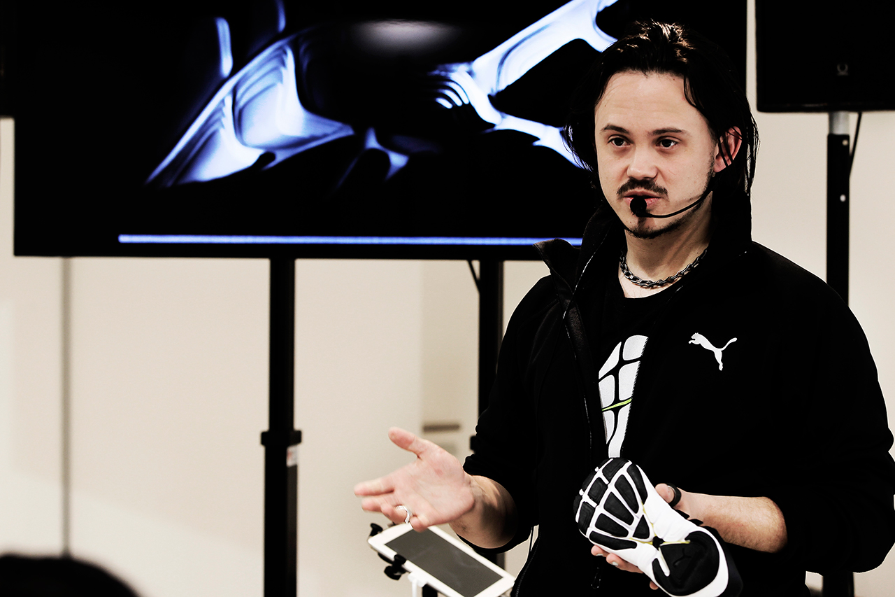 "Image of PUMA 2013 ""The Nature of Performance"" Presentation @ PUMA Brand Center Tokyo Recap"