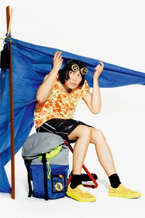 Image of PUMA by MIHARAYASUHIRO 2013 Spring/Summer Lookbook