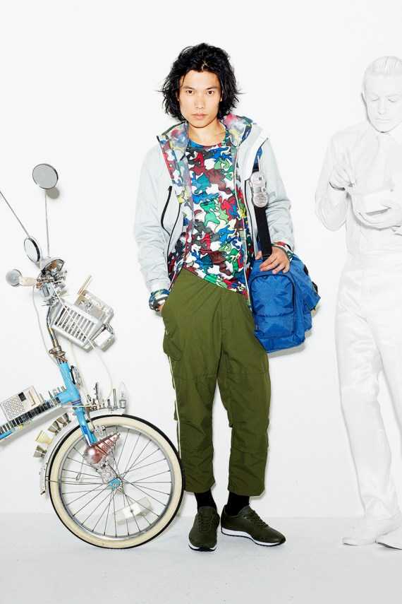 Image of PUMA by MIHARAYASUHIRO 2013 Spring/Summer Lookbook