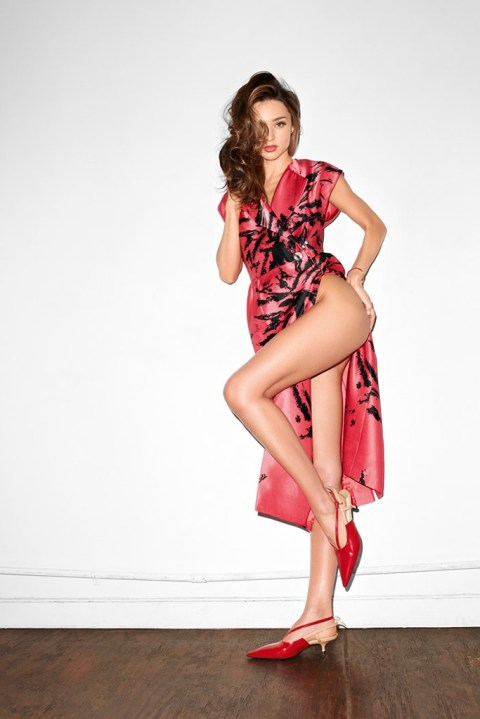 Image of Purple Magazine 2013 Spring/Summer Issue No. 19: Miranda Kerr by Terry Richardson
