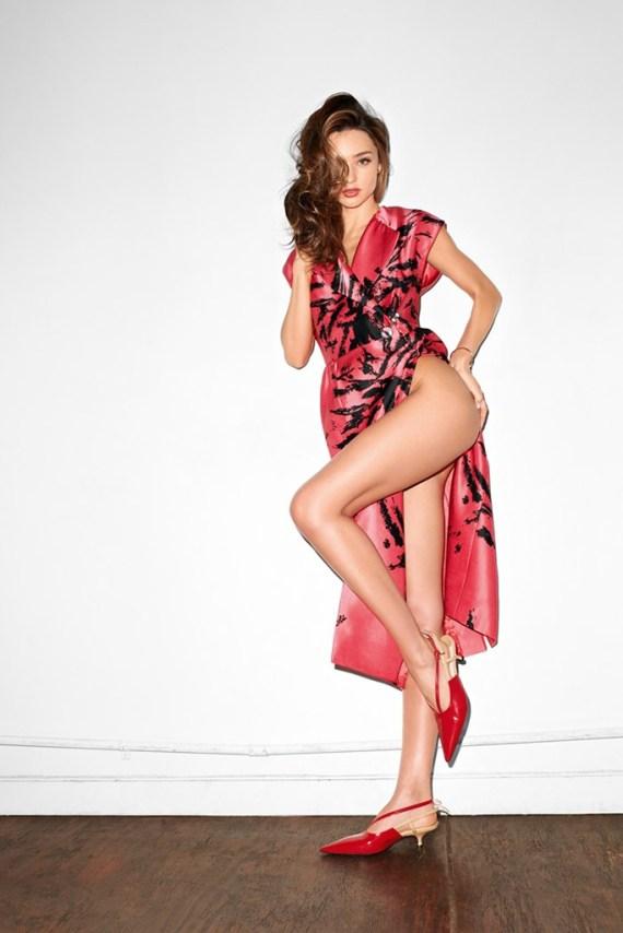 Image of Purple Magazine 2013 Spring/Summer Issue No. 19: Miranda Kerr by Terry Richardson