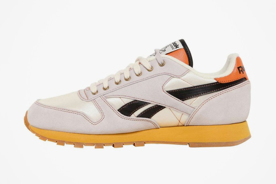 "Image of Reebok Classic Leather ""Planet Funk"" Limited Edition"