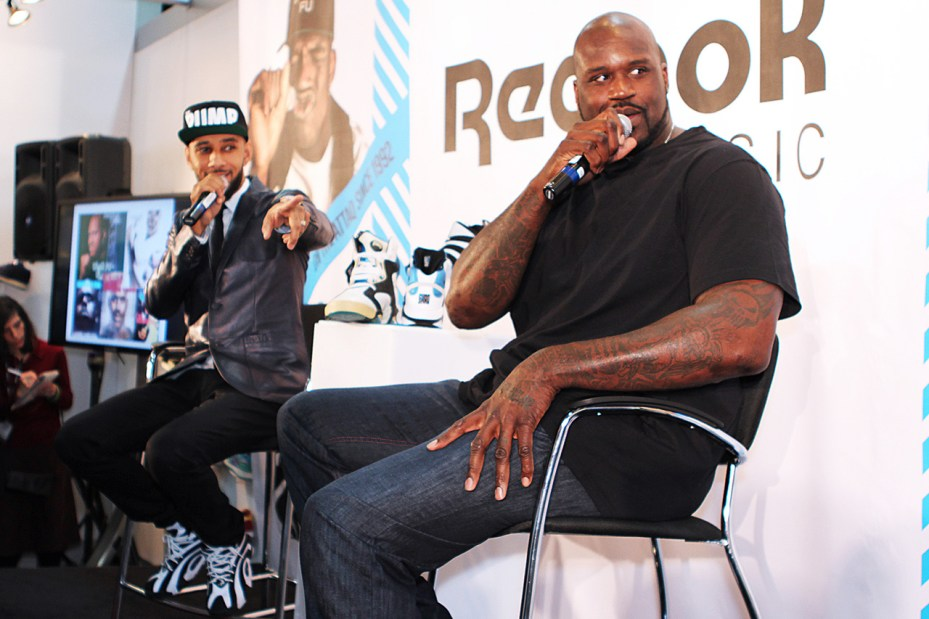 Image of Reebok Classics Reintroduces the Shaq Attaq and Shaqnosis for 2013 Spring/Summer