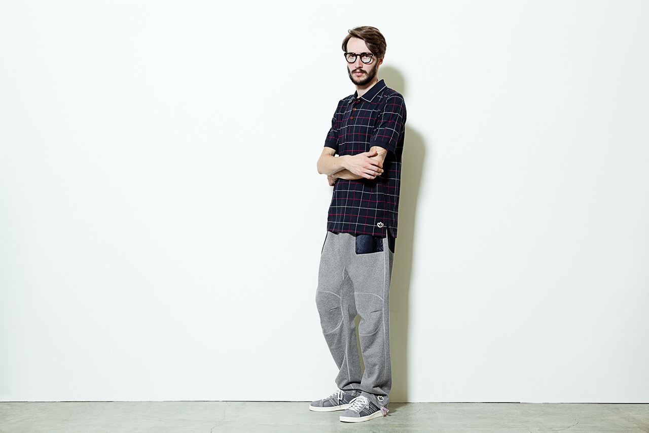 Image of adidas Originals by 84-Lab 2013 Spring/Summer Lookbook