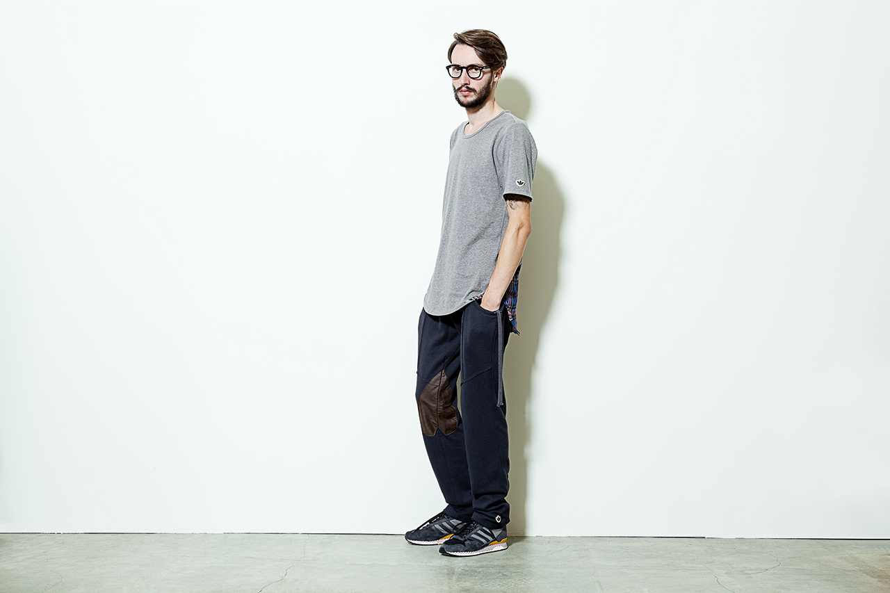 Image of adidas Originals by 84-Lab 2013 Spring/Summer Lookbook