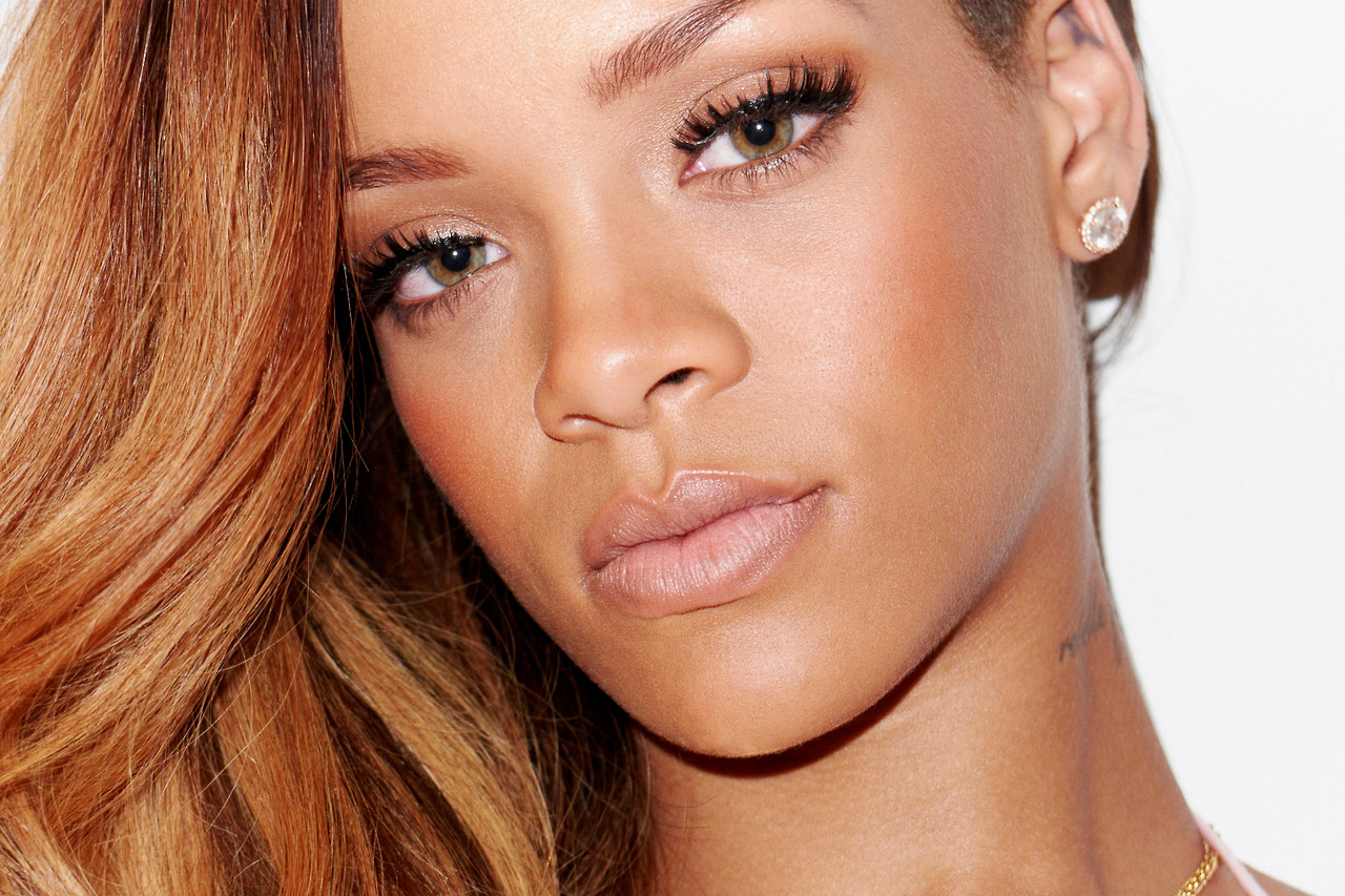 Image of Rihanna by Terry Richardson for Rolling Stone
