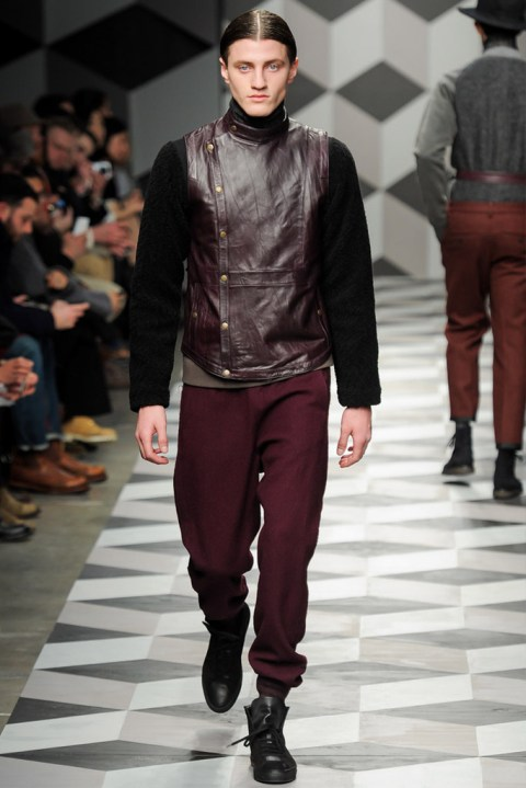 Image of Robert Geller 2013 Fall/Winter Collection