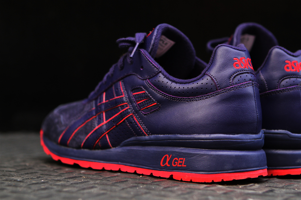 "Image of Ronnie Fieg x ASICS GT-II ""High Risk"""