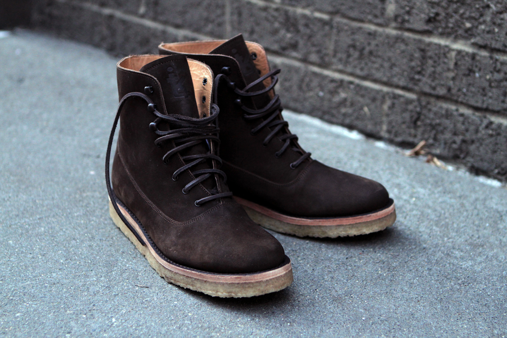 Image of Ronnie Fieg x Caminando 2013 Spring/Summer Officer Boots