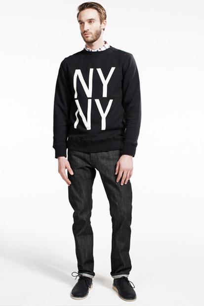 Image of Saturdays NYC 2013 Fall/Winter Lookbook