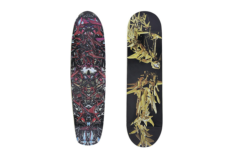 Image of sense 10th Anniversary Cruiser Deck