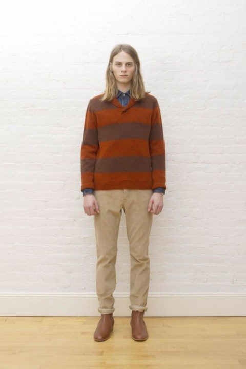 Image of Shipley & Halmos 2013 Fall/Winter Collection