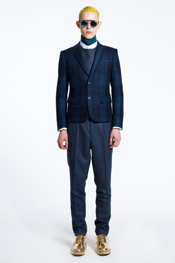 Image of SIX LEE 2013 Fall/Winter Lookbook
