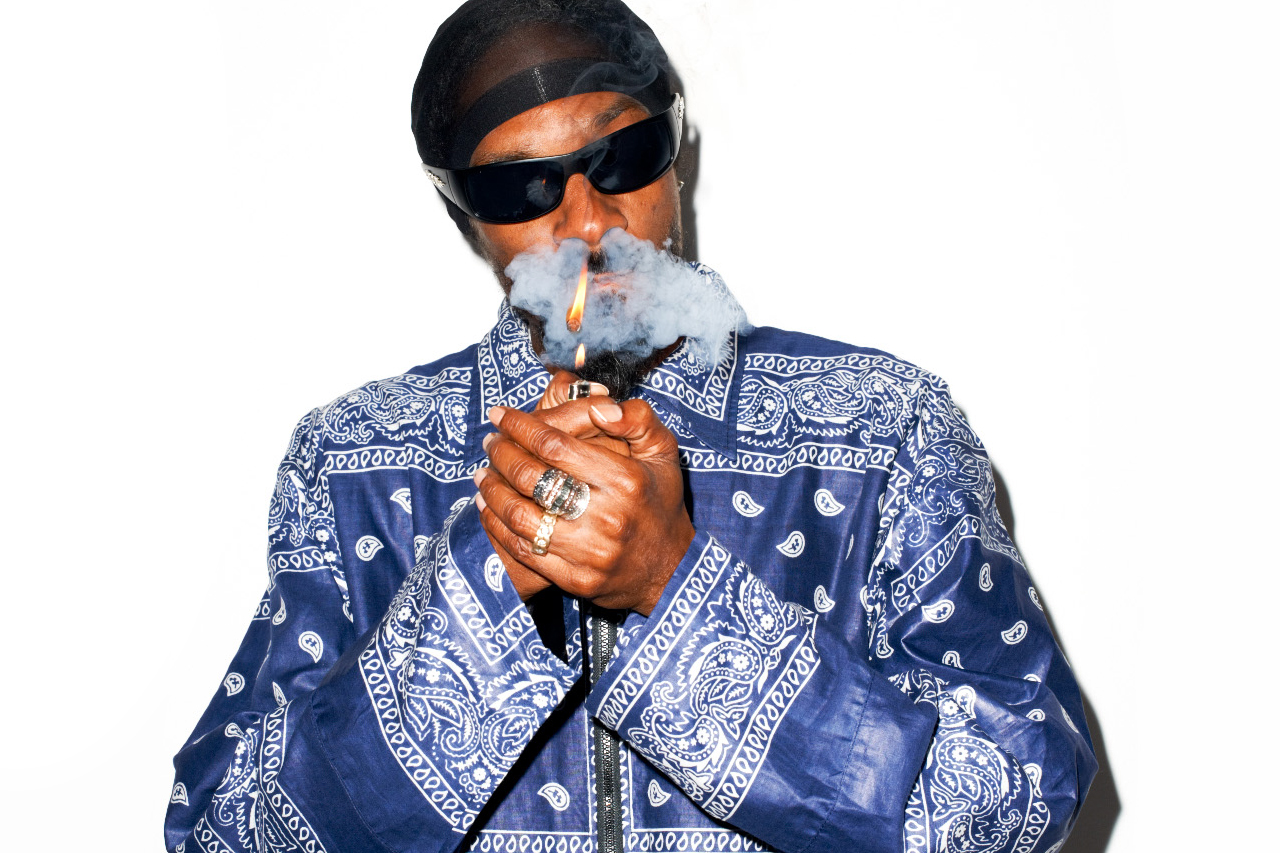 Image of Snoop Dogg by Terry Richardson for VICE