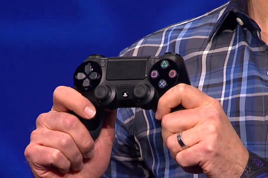 Image of Sony Announces the PlayStation 4
