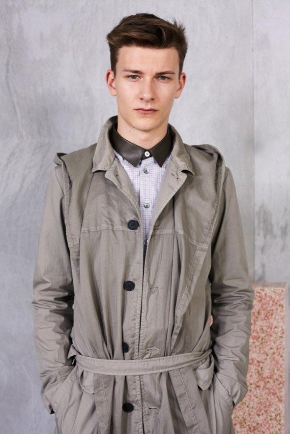 Image of Stephan Schneider 2013 Spring/Summer Lookbook