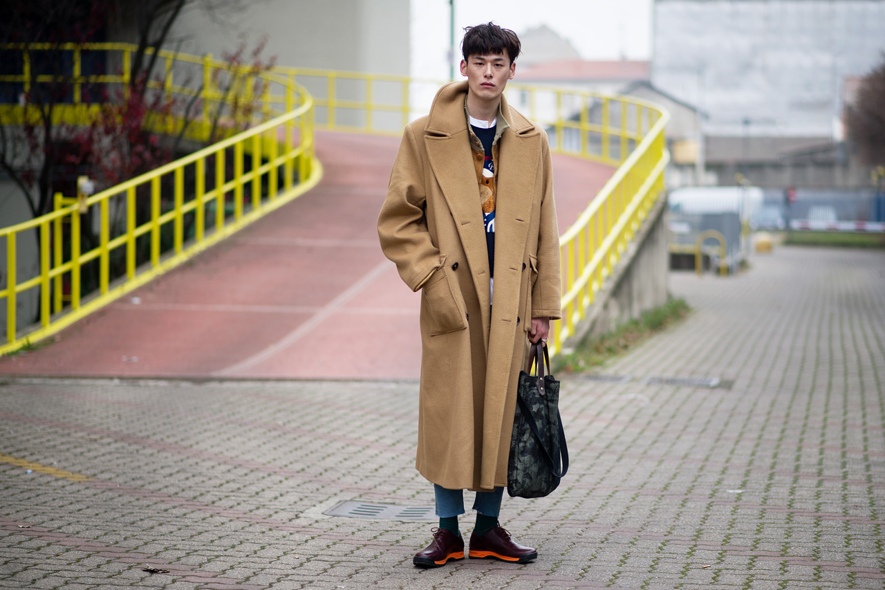 Image of Streetsnaps: Won Joong-Keem
