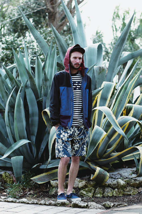 Image of Stussy Deluxe 2013 Spring/Summer Lookbook