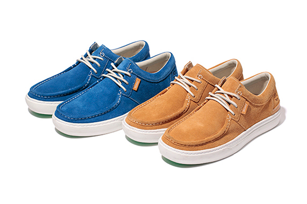 Image of Stussy Deluxe x Timberland 2013 Spring/Summer Footwear Collection