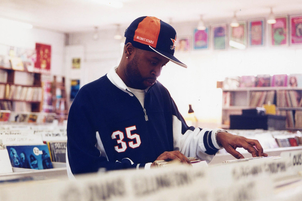 Image of Stussy: Hand-Picked J Dilla Favorites from Brent Rollins, Nosaj Thing and More