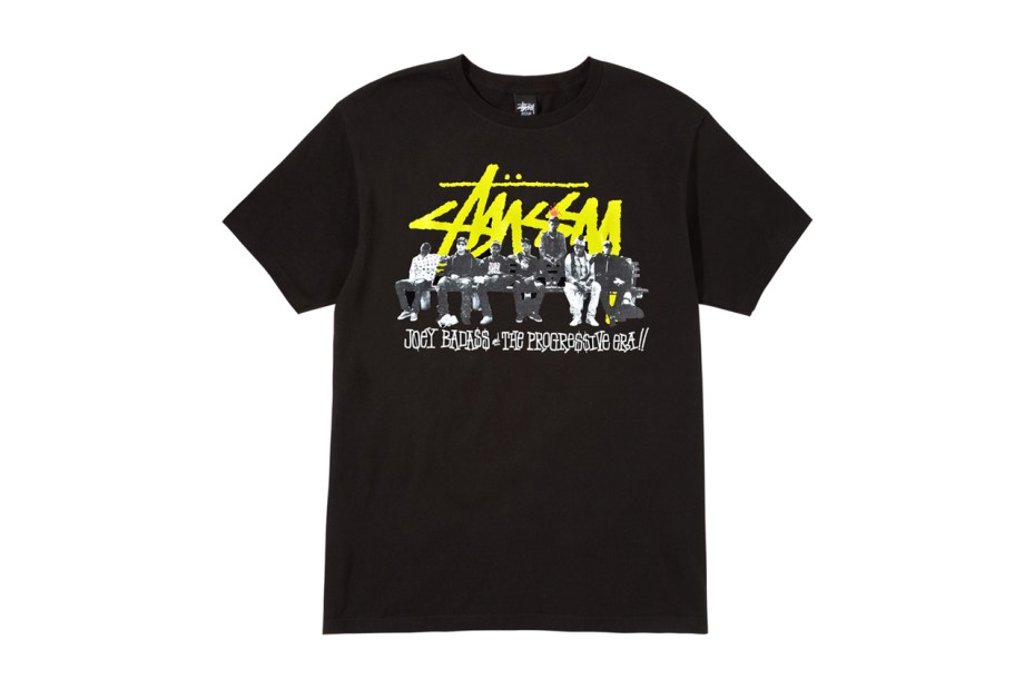 Image of Stussy x Joey Bada$$ & The Progressive Era T-Shirt