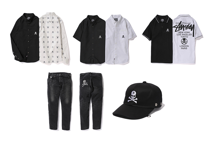"Image of Stussy x mastermind JAPAN 2013 ""group.2"" Collection"