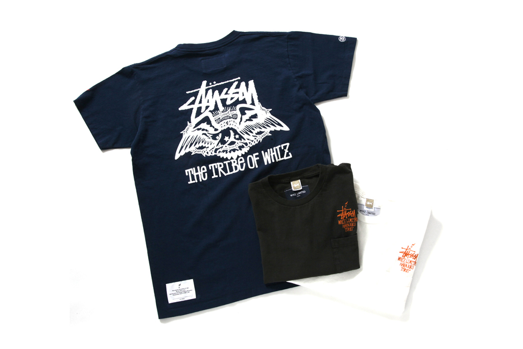 Image of Stussy x WHIZ LIMITED LUMP Tokyo 10th Anniversary Collection