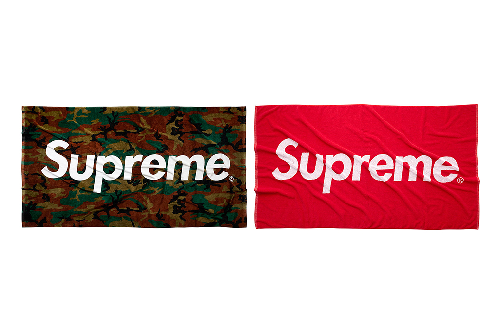 Image of Supreme 2013 Spring/Summer Accessories Collection
