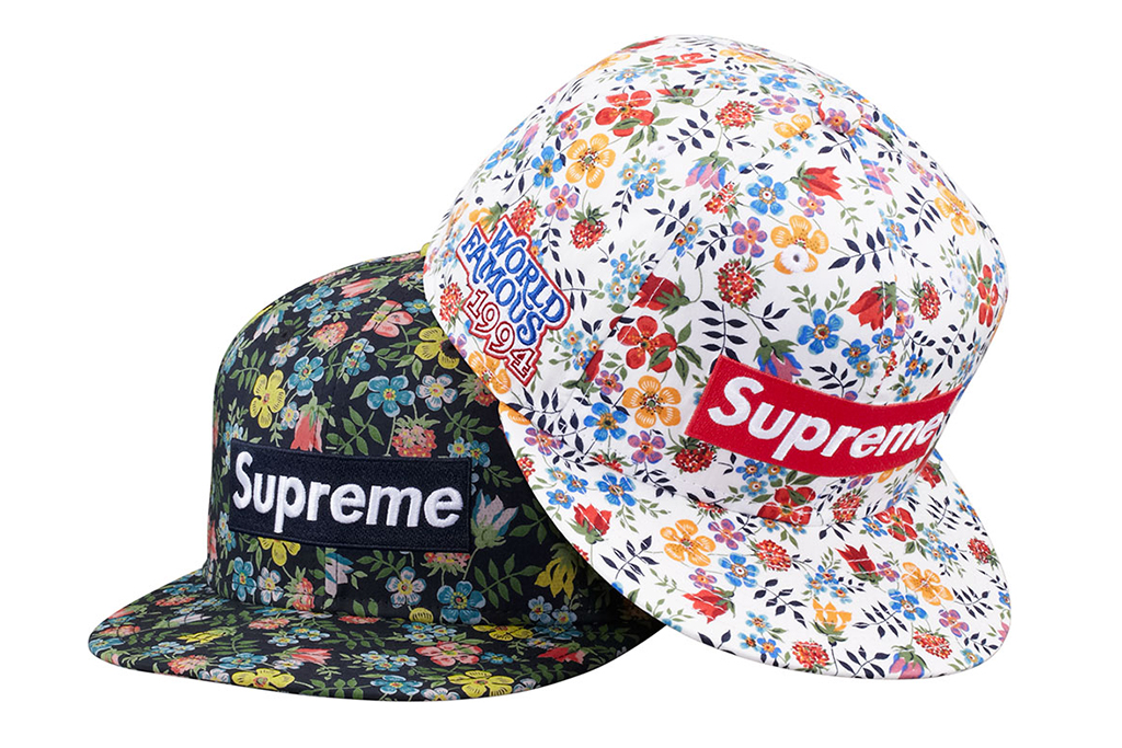 Image of Supreme 2013 Spring/Summer Headwear Collection