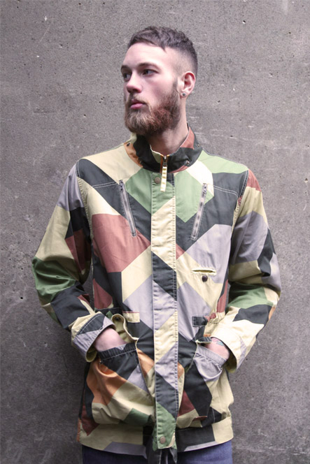 "Image of Supremebeing 2013 Spring/Summer ""Hard Times"" Lookbook"
