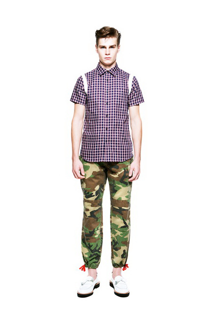 "Image of SWAGGER 2013 Spring/Summer ""Nucolor"" Collection"