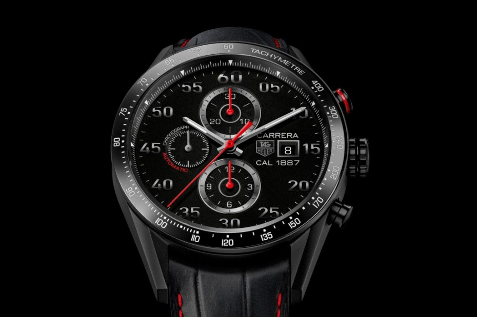 Image of TAG Heuer Carrera 1887 Titanium Racing Chronograph